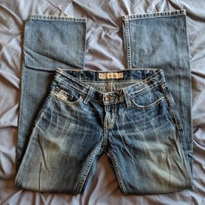 3/$25 BKE Star Boot Cut Size 26 x 31 1/2